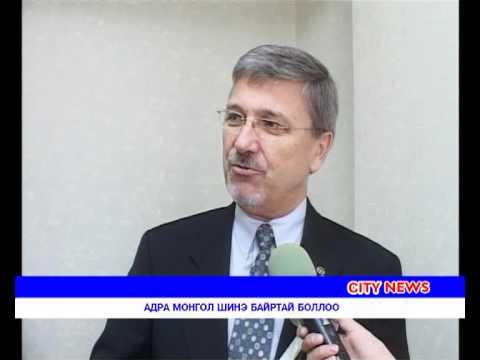 ADRA Mongolia News (UBS TV)