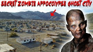 Download Lagu SECRET ABANDONED ZOMBIE  APOCALYPSE GHOST TOWN IN THE DESERT // *EAGLE MOUNTAIN* | MOE SARGI Gratis STAFABAND