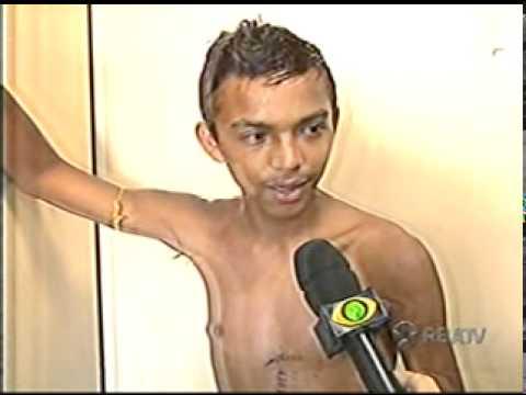 (KL) Bandido Alanzinho Maniçoba é preso novamente