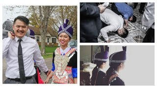 Traditional Hmong Wedding - Maya + Daniel