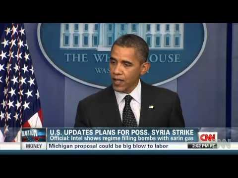 Syria : Pentagon updates plans for Syrian Invasion to the Rider on the White Horse (Dec 08, 2012)