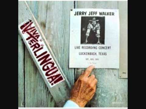 Jerry Jeff Walker - Wanted For Love