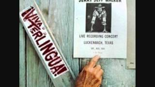 Watch Jerry Jeff Walker Backsliders Wine video