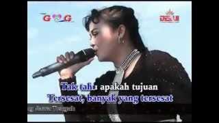 download lagu Dangdut Terbaru 2015 Tersesat Lusiana Safara gratis