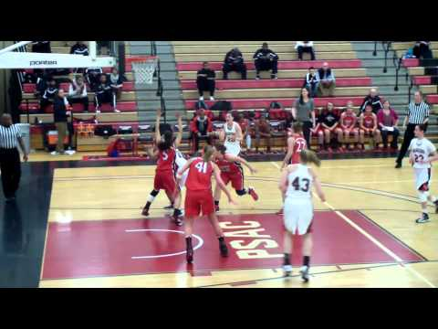 ESU Womens Basketball vs Mansfield (W 67-39) 2-13-13