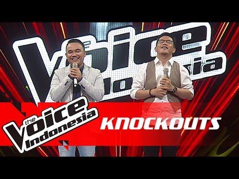 Download Gancar vs Gok   Knockouts   The Voice Indonesia GTV 2018 Mp4 baru