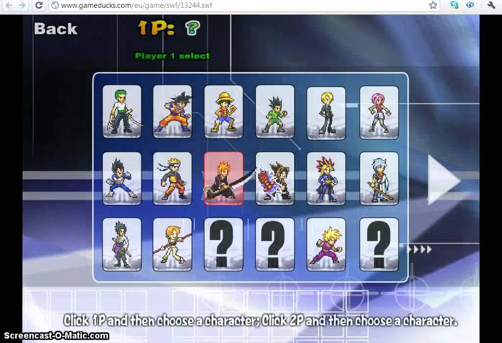 comic stars fighting 2 player games