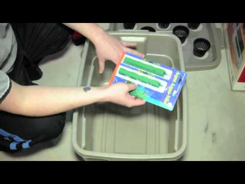 Hydroponics Growing System  How To Build A Homemade Diy Deep Water Culture Or Dwc Growing System