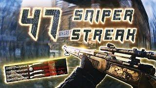 47 Sniping Streak & SO MANY CLIPS!!