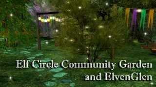 Elf Circle Community Garden