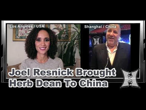 RUFF China CEO Joel Resnick on RUFF 11 Event Reffed By Herb Dean