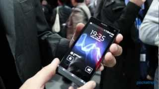 MWC: Sony Xperia S Hands On