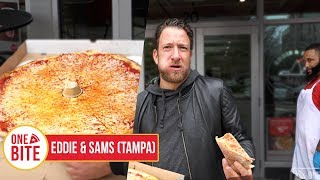 Barstool Pizza Review - Eddie And Sam's NY Pizza (Tampa, FL)