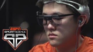 What It Takes To Be A Top League Of Legends Player   Sport Science   ESPN Archives