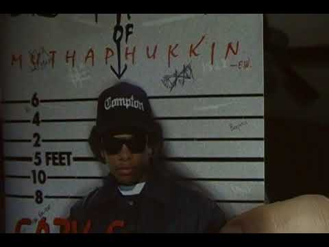 Str8 Off Tha Streetz Of Muthaphuckin Compton by Eazy-E