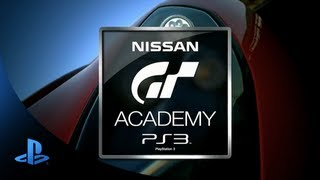 PlayStation E3 2013 Live Coverage - Gran Turismo Academy Competition (GT6)