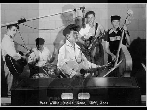 Gene Vincent and His Blue Caps feat. Cliff Gallup LIVE be-bop-a-lula 1956