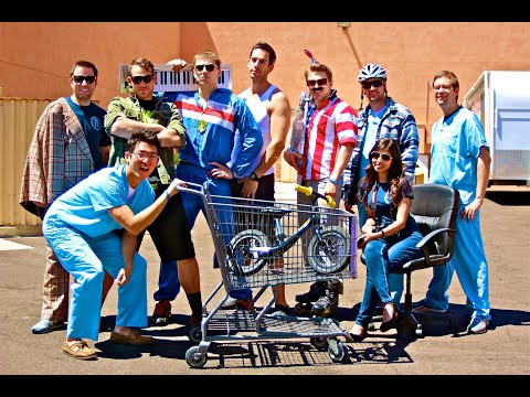 Dent Shop (Thrift Shop Parody - Dental School Edition)