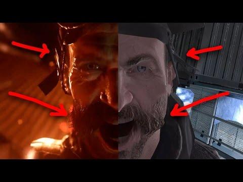 Сравнение графики и изменения Call of Duty: Modern Warfare 2007 vs. 2016