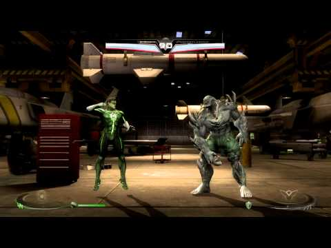 Injustice: GAU Concept Matches: TS Sabin vs Perfect Legend