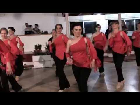ballo di gruppo LA BICICLETA Carlos Vives - Shakira
