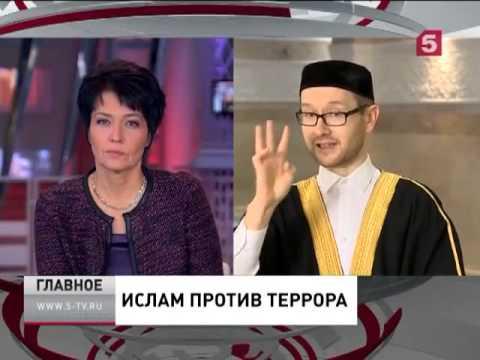 Шамиль Аляутдинов в аналитической передаче Итоги недели 5 канал