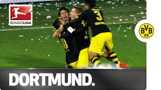 Pure Drama! Kagawa's Last Second Goal in Wolfsburg