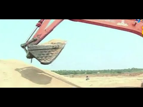 Sand Mafia in East Godavari district - People demands immediate action from AP Government