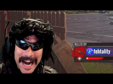 Dr Disrespect's First Game on H1Z1 from New Update! ♦Best of DrDisrespectLive♦