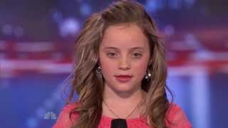 Download Lagu Chloe Channell -  All American Girl - America's Got Talent Gratis STAFABAND
