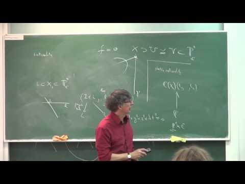Recent developments of the Lüroth problem   Jean-Louis Colliot-Thélène   Лекториум