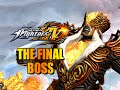 THE FINAL BOSS: King Of Fighters 14 Story Mode (Finale) -