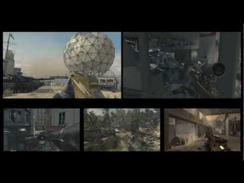 Gun Sync #1 Intro XX | DramatiC | MW3