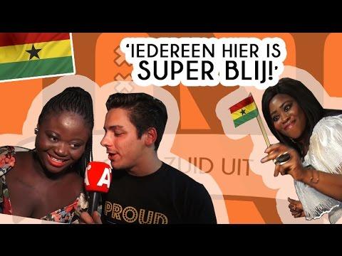 KAKKER OP GHANEES FEEST! - Oud-Zuid Uit #10