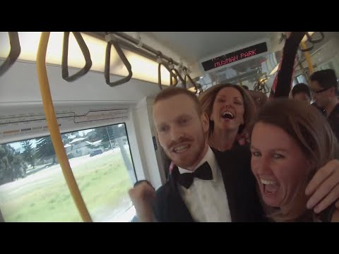 Perth Train Party Video 2014!!! video