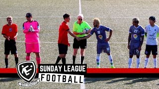 SUNDAY LEAGUE | KNOCKOUT ACTION | EXIT TRIALS FC