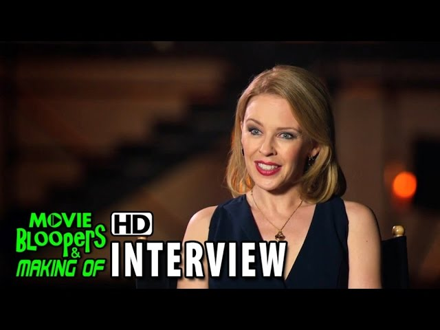 San Andreas (2015) Behind the Scenes Movie Interview - Kylie Minogue 'Susan Riddick'