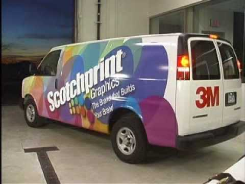 3M Vehicle Wrap Techniques