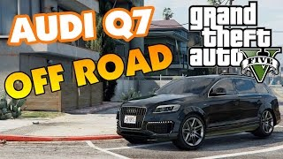 GTA V - AUDİ Q7 #5