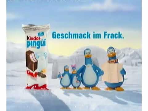 Kinder - Pingui - Die Schatzsuche - Werbung