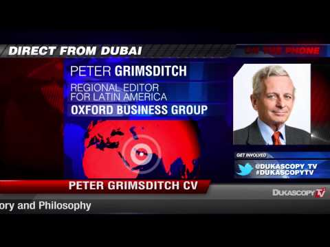 Dusaskopy TV interviews Oxford Business Group on Mexican economy