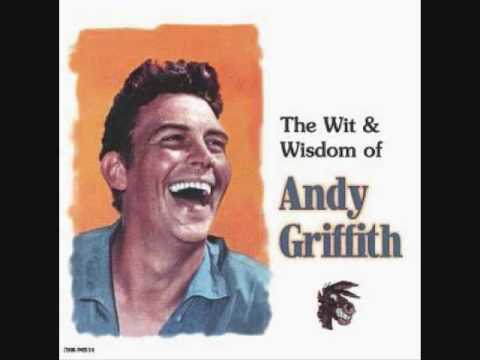 The Wit And Wisdom Of Andy Griffith - Romeo And Juliet video