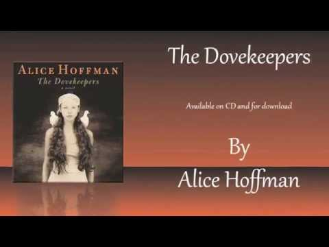 Alice Hoffman on THE DOVEKEEPERS audiobook