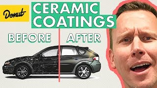 Ceramic Coating How It Works Science Garage