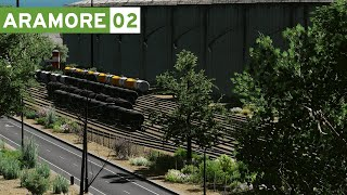 Cities Skylines: Aramore (Episode 2) - Oil Harbor and Railyards