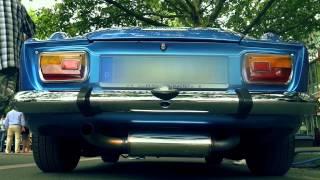Renault Alpine 1600SX Sound A110