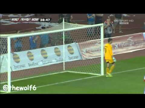 Kaladze Friends 1-3 AC Milan Glorie - All Goals & Highlights - Kaladze Goodbye 31-5-2013