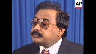 PAKISTAN: KARACHI: MQM CALL FOR TALKS TO END BLOODSHED
