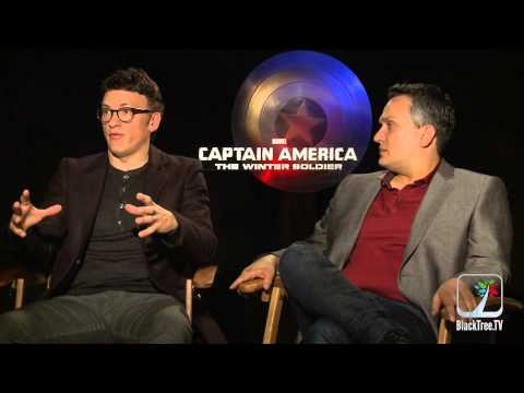 The Russo Brothers on what it took to direct Captain America The Winter Soldier