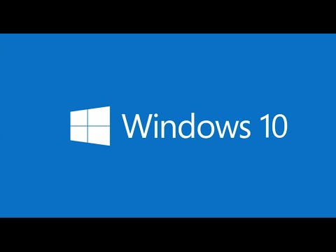 WINDOWS 10 - TRAILER  (Microsoft's World)